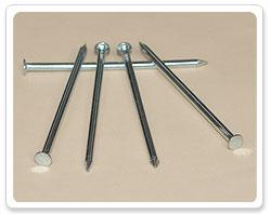 ZP Flat Head Needle Point Concrete Nail