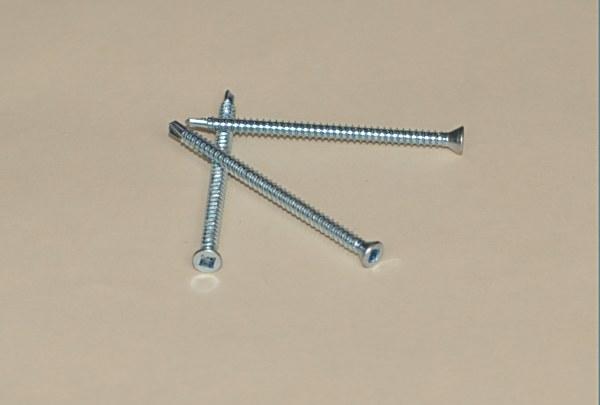 ZP Square Drive Trim Head Self-Drilling Screw