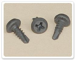 Gray Phosphate Phillips Pan Head Self-Drilling Screw