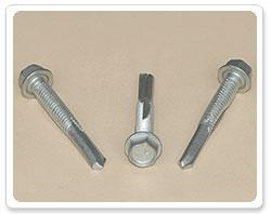 Hex Washer Head #5 Self-Drilling  Screw-Dacromet 1,000 Hours