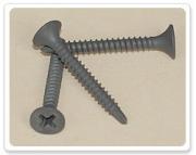 Gray Phosphate Phillips Bugle Head Self-Drilling Screw
