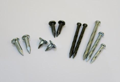 Flooring-Masonry Nails